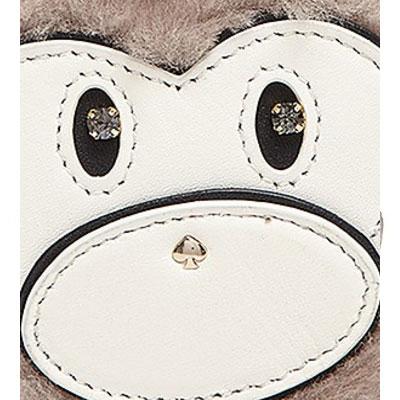 凱特 · 絲蓓風猴子硬幣案 (多) 好奇猴子硬幣錢包 (多功能) 新真正美國購買錢包硬幣的錢包謹慎凱特鐵鍬把婦女