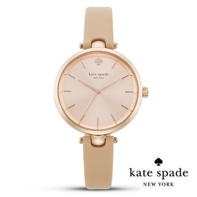 ケイトスペード Kate Spade 腕時計 HOLLAND Holland Watch 34mm (Vachetta) ホーランド レザーストラップ 時計 (バチェッタ) 新作 正規品 アメリカ買付 レディース 時計