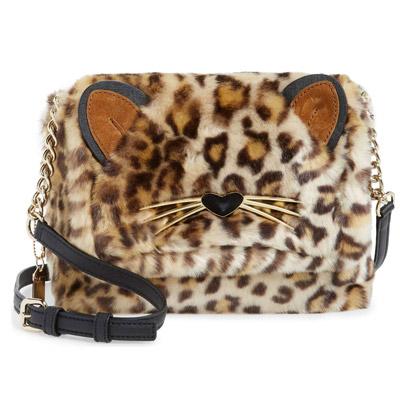 Kate Spade Shoulder Bag Pxru8272 Run Wild Leopard ランワイルド