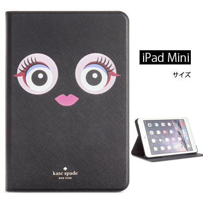 huge discount 32e85 81827 Kate spade iPad case Kate Spade Monster Eyes iPad Mini Air 4 Case (Black  Multi) monster iPad mini-case (black) new work regular article American ...