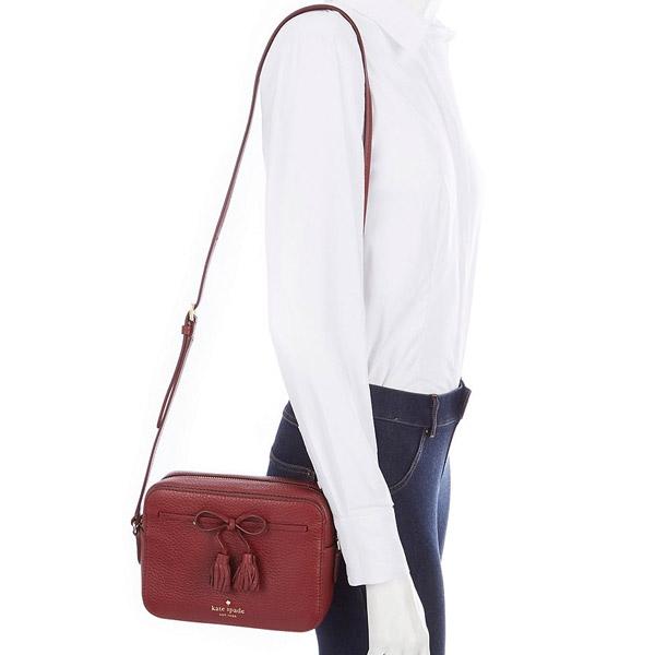 04df8cce8 ... At Kate spade shoulder bag Kate Spade pxru9166 hayes street arla  (Sienna) ribbon synthetic ...