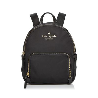 5abf8ed65242 Kate spade backpack Kate Spade pxru8774 watson lane small hartley (Black) Small  nylon backpack (black) Watson Lane Small Hartley Nylon Backpack new work ...