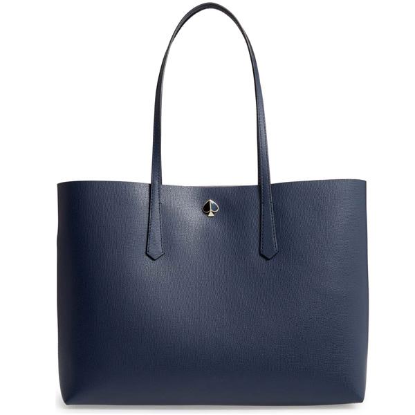 9e37860698f8 Kate spade tote bag PXRUA171 Kate Spade MOLLY LARGE TOTE (BLAZER BLUE)  Mollie large ...