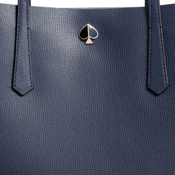 495092423f46 ... Kate spade tote bag PXRUA171 Kate Spade MOLLY LARGE TOTE (BLAZER BLUE)  Mollie large