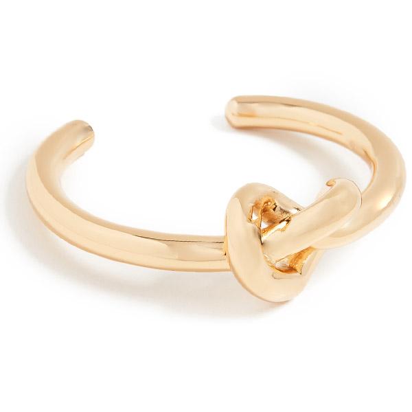 ケイトスペード ブレスレット Kate Spade wbruh309loves me knot statement cuff (GOLD) ステートメント ノット カフ ブレスレット (ゴールド) 新作 正規品 アメリカ買付 レディース ジュエリー ギフト プレゼント バングル