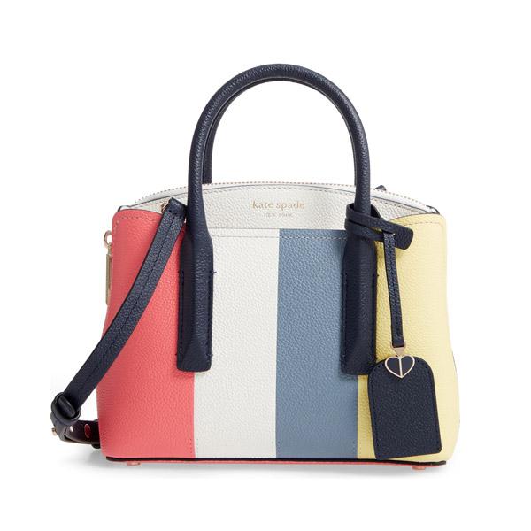 ケイトスペード 2WAYバッグ Kate Spade mini margaux satchel (Multi) ミニ マルゴー サッチェル (マルチ) 新作 正規品 アメリカ買付 レディース バッグ ハンドバッグ ショルダーバッグ ミニバッグ