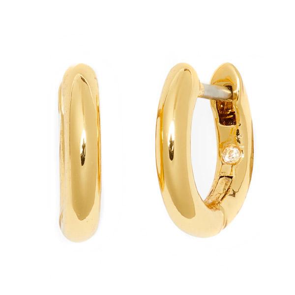 ケイトスペード Kate Spade 新作 ピアスアメリカ LA在住スタッフ買付発送 ピアス オーバーのアイテム取扱☆ SpadeTiny Twinkles Huggies Earrings ゴールド tiny [宅送] Gold トゥウィンクル earrings hoop ハギー huggie タイニー twinkles
