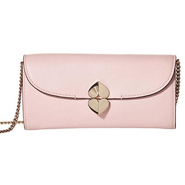 ケイトスペード 長財布/バッグ PWRU7627 Kate Spade lula crossbody wallet (Tutu Pink) ルラ クロスボディ ウォレット 財布 (ピンク) 新作 正規品 アメリカ買付 レディース バッグ ポシェット ミニバッグ クロスボディバッグ