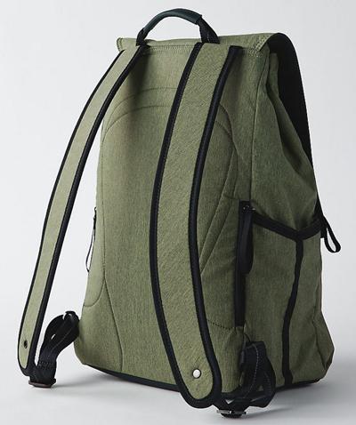 rururemonredisusupotsubaggu Urbanite Backpack甜點橄欖Lululemon rururemon 2016年新作品真貨正規的物品美國購置USA直接進口