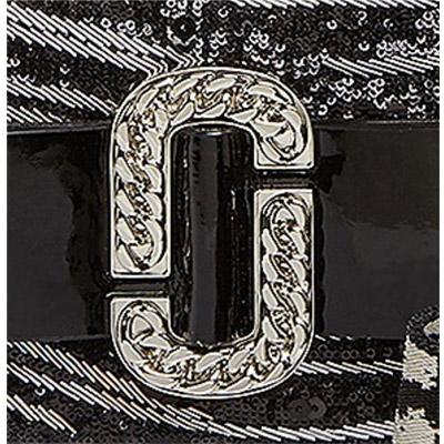 마크 제이콥스 숄더백 M0010225 MARC JACOBS Zebra With Bow Snapshot Small Camera Bag (BLACK/SILVER) 제브라보우스납송트스모르카메라밧그(블랙/실버)■신작 정규품 미국 구매 레이디스 가방 핸드백