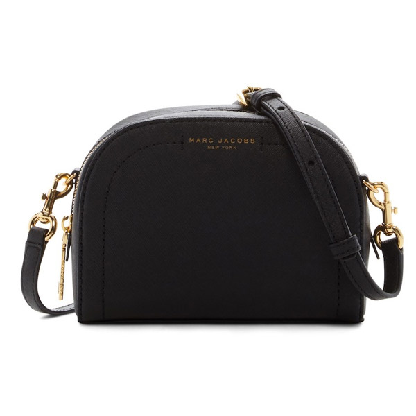 22fbcc6e53d9 At mark Jacobs shoulder bag MARC JACOBS Playback Leather Crossbody Bag ( BLACK) synthetic leather body bag (black) new work regular article United  States ...