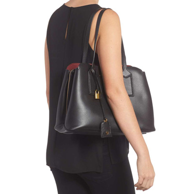 d658e1d0f7f Mark Jacobs tote bag M0012564 MARC JACOBS The Editor Tote (BLACK) the  editor leather tote bag (black) new work regular article buying Lady's bag  Thoth ...