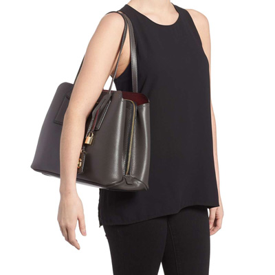 3cea3f8a60b3 witusa  Mark Jacobs tote bag M0012564 MARC JACOBS The Editor Tote ...