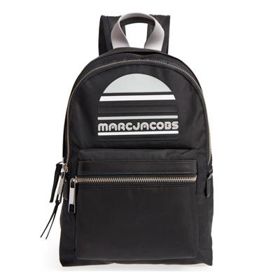 マークジェイコブス バックパック MARC JACOBS Medium Sport Trek Backpack (Black) ミディアム スポーツ トレック バックパック (ブラック) 新作 正規品 アメリカ買付 レディース バッグ リュックサック Snapshot 本革