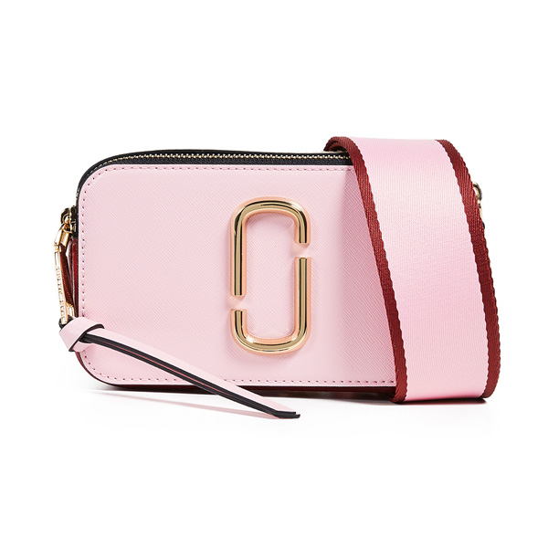 d963a59dab Mark Jacobs shoulder bag M0012007 MARC JACOBS Snapshot Snapshot (Baby Pink/ Red) snapshot ...