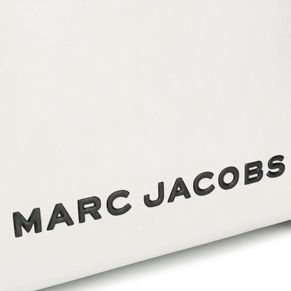 マークジェイコブス 2WAYバッグ M0014537 MARC JACOBS The Box Colorblocked The Box Shopper 29 (COTTON MULTI) カラーブロック ボックス ショッパーバッグ (コットン) The Box Shopper Bag  新作 正規品 アメリカ買付 レディース バッグ ショルダーバッグ ハンドバッグ