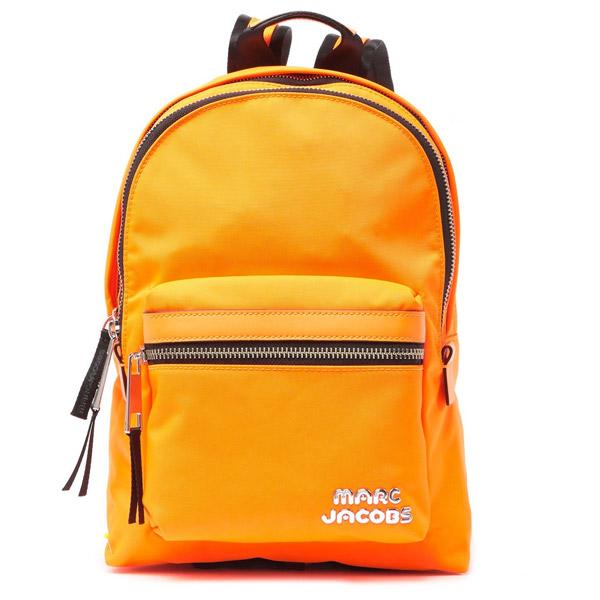 マークジェイコブス バックパック MARC JACOBS Nylon Trek Pack (BRIGHT ORANGE) ナイロン バックパック (ブライトオレンジ) 新作 正規品 アメリカ買付 レディース バッグ リュック リュックサック ユニセックス