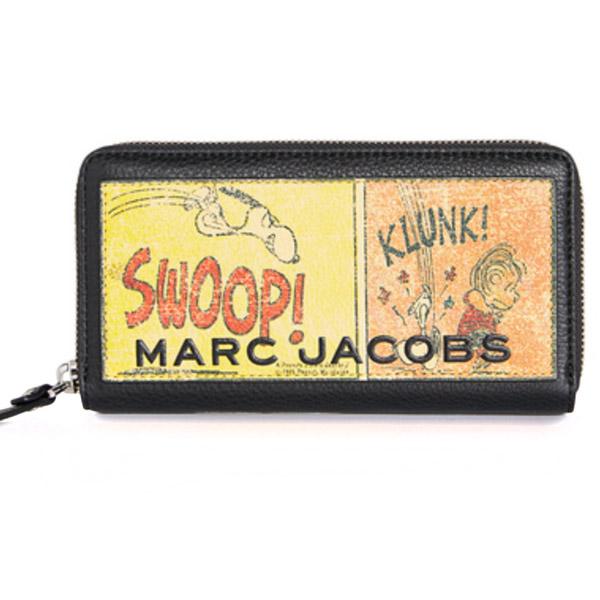 マークジェイコブス 長財布 M0015140 MARC JACOBS The Box Peanuts Standard Continental Wallet (MULTI) スヌーピー コラボ ウォレット 財布 (マルチ) PEANUTS X MARC JACOBS THE STANDARD CONTINENTAL WALLET 新作 正規品 アメリカ買付 レディース ピーナッツ