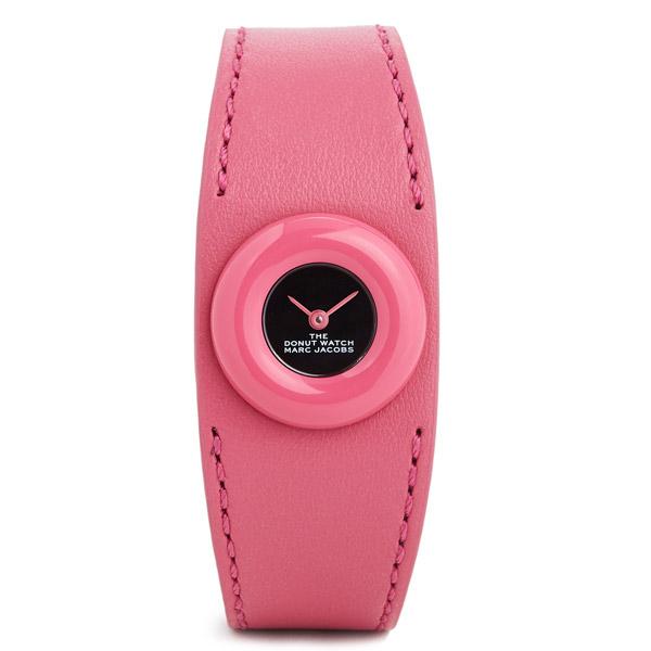 マークジェイコブス 腕時計 M8000741 MARC JACOBS The Donut Watch 22mm (PINK) ザ ドーナツ ウォッチ 22mm 時計 (ピンク) 新作 正規品 アメリカ買付 レディース ギフト プレゼント アクセサリー 小物