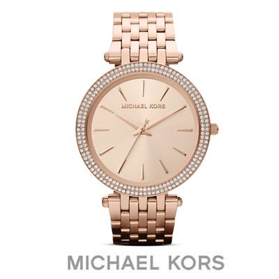 マイケルコース MICHAEL KORS レディース腕時計Michael Kors Darci Watch, 39mmマイケルコース ダーシー 腕時計 (ローズゴールド) 新作 正規品 アメリカ買付 USA直輸入