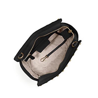 a8d790b1a5d4 coupon for michael kors selma medium messenger bag black b56b7 49557