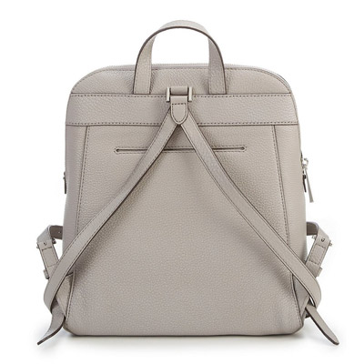 166bc13dc94c6 Michael Michael course backpack Michael Michael Kors 30H6GEZB2L Rhea Medium  Slim Backpack (Pearl Grey) rear medium slim backpack   rucksack (pearl  grey) new ...