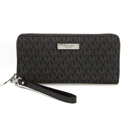 db3025274315 Michael Michael course long wallet Michael Michael Kors 32S7GTTE9B Jet Set  Travel Logo Continental Wristlet ...