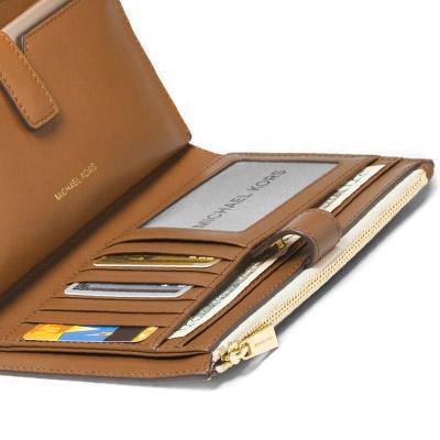 74997f52ba List of Michael Michael course smartphone wallet Michael Michael Kors  32T7GAFW4B Adele Logo Smartphone Wristlet (VANILLA) logos Maho let wallet ( vanilla) ...