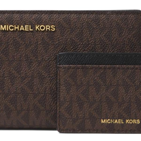 e6b3af580dc6bd witusa: Michael Kors long wallet Michael Michael Kors 32S8GF6D7B Jet ...