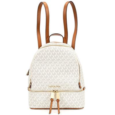 0a3478d41e083e Michael Kors backpack Michael Kors 30S7GEZB1B Rhea Medium Backpack  (VANILLA) medium backpack / rucksack ...
