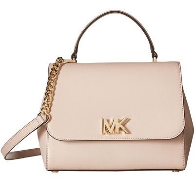 b6744bde4eb9 Michael Kors 2WAY handbag Michael Michael Kors Mott Medium Top-Handle  Satchel (Soft Pink ...