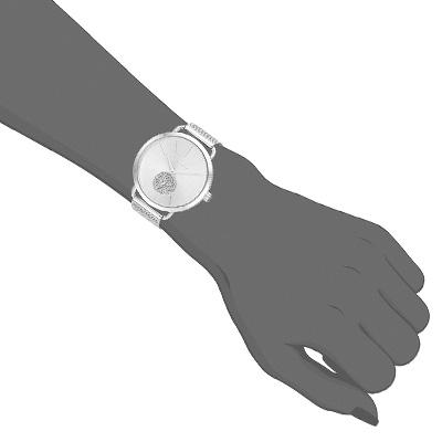 d03b42b11ba0 Michael Kors watch Michael Kors MK3843 Women s Portia Stainless Steel Mesh  Bracelet Watch 37mm (Silver) mesh bracelet watch clock (silver) new work  regular ...