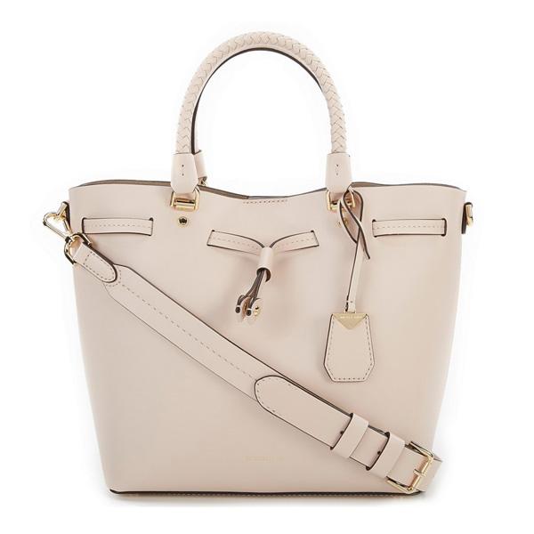 0a4810cfc4b7 Michael Kors 2WAY bag 30S8GZLM2L Michael Michael Kors Blakely Leather  Bucket Bag (Soft Pink) ...