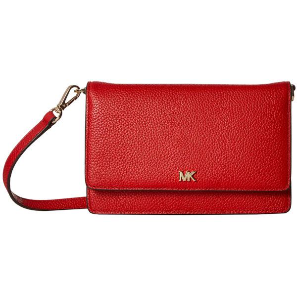 5c3c1f12dc36 Michael Kors wallet / bag 32T8GF5C1L Michael Michael Kors Pebbled Leather  Convertible Crossbody Bag (Bright ...