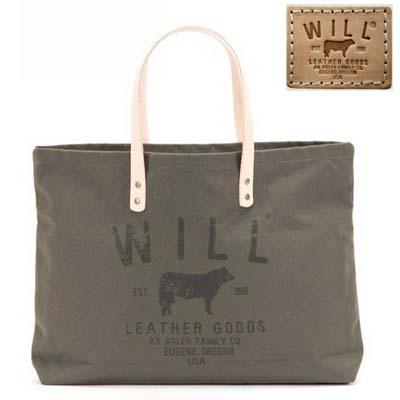 ウィルレザーグッズ Will Leather 新作 Goods トートバッグSmall Leather 正規品 Classic Tote(Olive)スモール クラシック トート(オリーブ) 新作 正規品 アメリカ買付 USA直輸入, 猫ときんとき:739da501 --- cosp.top