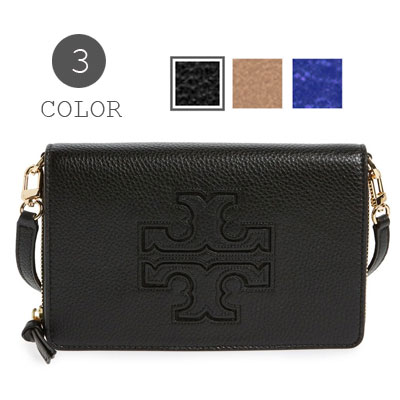 4626aa38128 Tory Burch bag Tory Burch 33005 HARPER FLAT WALLET CROSS-BODY Harper  leather cross body bag   purse (all colors) new genuine USA imported from  America ...