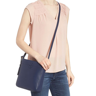 4c2cfead5ba I take Tolly Birch shoulder bag Tory Burch 46423 MCGRAW SWINGPACK (Royal  Navy) leather swing pack crossbody (navy) McGraw Leather Crossbody Tote new  work ...