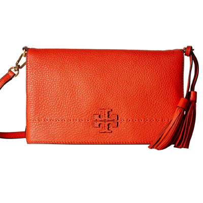 abfba48ccf0a Tolly Birch shoulder bag 44559 Tory Burch MCGRAW FOLD-OVER CROSS-BODY  (Poppy Red) hold overcrossbody (poppy red) new work regular article United  States ...