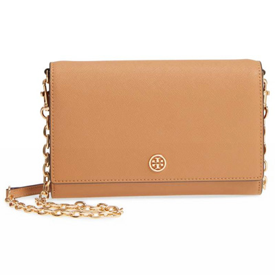 66db3f12b33 Tolly Takeru Birch wallet   bag 45257 Tory Burch ROBINSON CHAIN WALLET  (Cardamom   Royal Navy) Robinson chain wallet wallet   crossbody bag  (cardamom) new ...