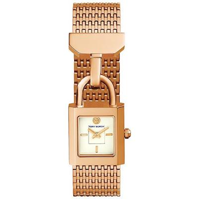 トリーバーチ 腕時計 Tory Burch Surrey Watch, 21mm (Rose Gold) サリー ブレスレット 腕時計 (ローズゴールド) 新作 正規品 USA直輸入 アメリカ買付 レディース ジュエリー ウォッチ 時計 ギフト プレゼント