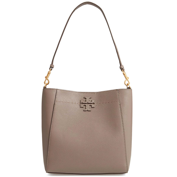 1c0ccf89339 Tolly Birch shoulder bag Tory Burch 51063 MCGRAW HOBO (Silver Maple) leather  Ho baud ...
