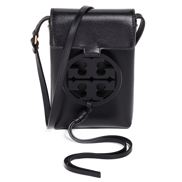 b1a21b3b048 At Tolly Birch shoulder bag 46719 Tory Burch MILLER PHONE CROSS-BODY (Black)  leather phone crossbody (black) Miller Leather Smartphone Crossbody new  work ...