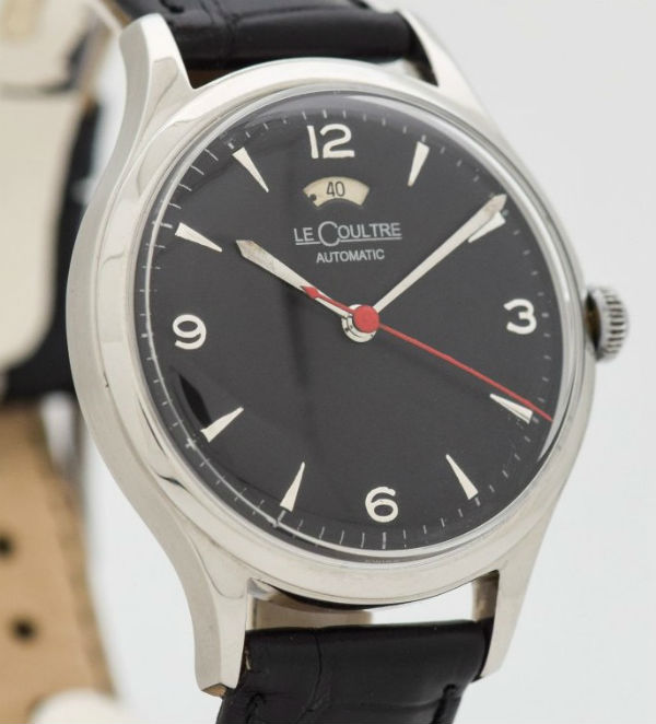 JAEGER - LE COULTRE ジャガー・ルクルト【ヴィンテージ】Power Reserve アンティークウォッチ 1950's