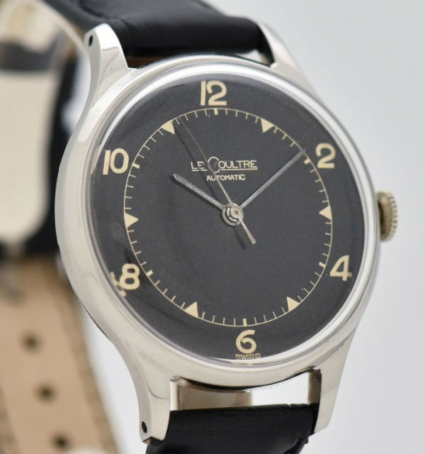 JAEGER - LE COULTRE ジャガー・ルクルト【ヴィンテージ】Power Reserve アンティークウォッチ 1950's-1960's