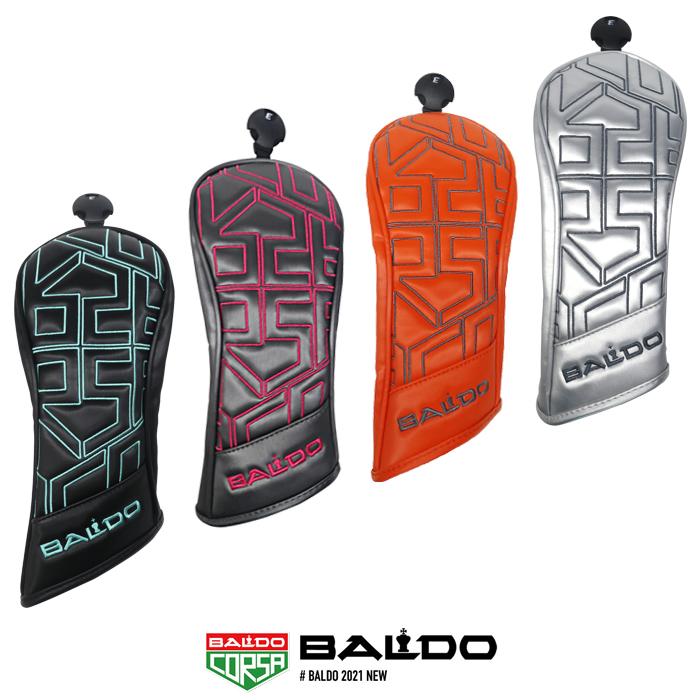 2021 公式ストア HEADCOVER 限定 バルド BALDO 再入荷/予約販売! リミテッド LIMITED FW用 フェアウェイウッド用 エディション EDITION ヘッドカバー