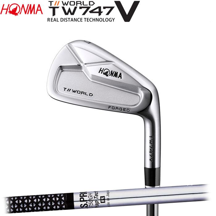 ホンマゴルフ V HONMA TOUR WORLD TW747 V アイアン N.S.PRO アイアン Wrap 750GH Wrap Tech 5~10 (6本セット), ブルークウォッチカンパニー:855308f5 --- novoinst.ro