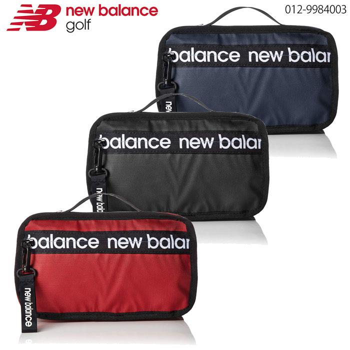 ニューバランス ゴルフ new balance 012-9984003 リップストップ ポーチ