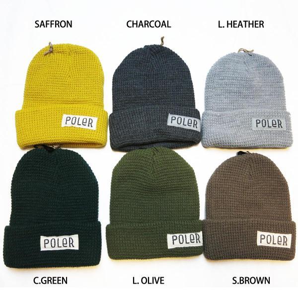 ff99064e900 WODYZ  POLER (Polar) knit Cap Hat Beanie
