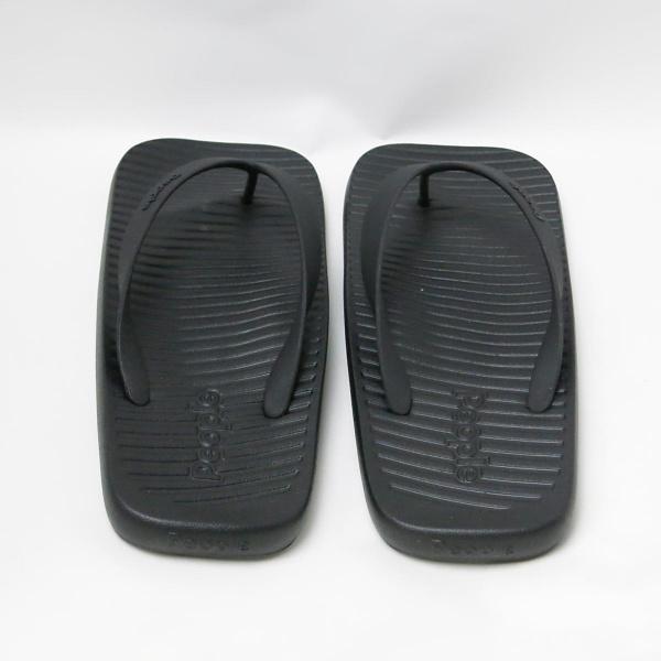 人鞋類 (peoplehootwea) 洋子便鞋舒適涼鞋拖鞋真的很黑