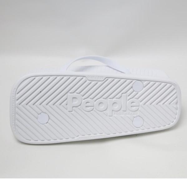 PEOPLE FOOTWEAR(피플 풋 웨어) THE YOKO 스립폰구두 컴퍼트 샌들 슬리퍼 YETI WHITE